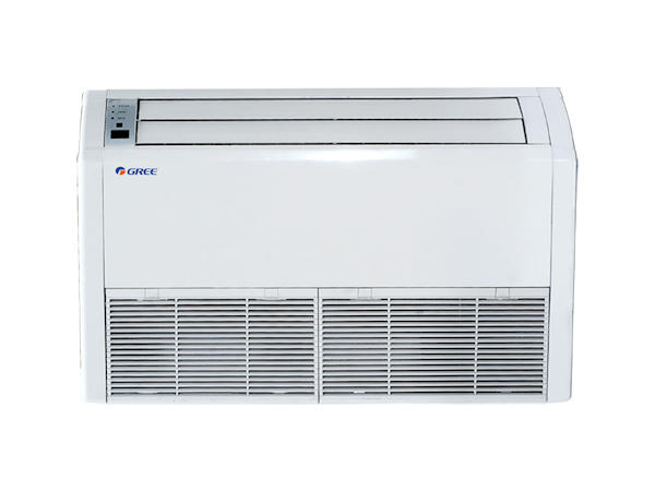 48000 BTU Yer Tavan Tipi Inverter Klima ON/OFF